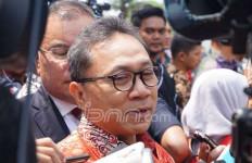 Hadir di Rakernas PDIP, Zulkifli Hasan Senang Banget - JPNN.com