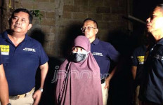 Eh...Barang Pribadi Milik Istri Terduga Teror Jakarta Disita Polisi - JPNN.com