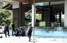 TOP! Hanya Butuh 11 Menit Polisi Ganyang Teroris - JPNN.com