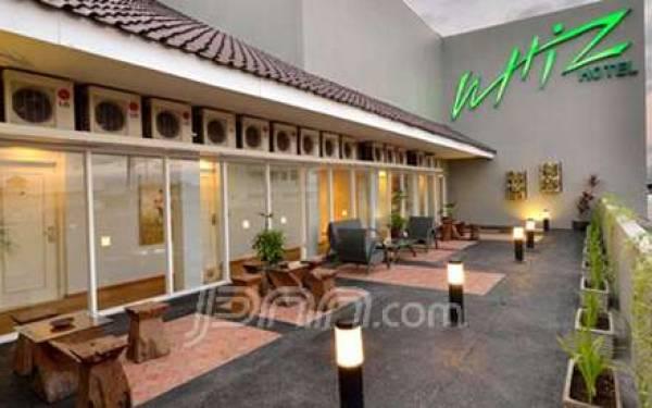 Whiz Hotel Yogyakarta, Hotel 100% Modern yang Membumi - JPNN.com