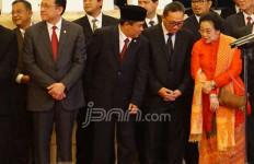 Megawati Hadiri Pelantikan 7 Kada di Istana Negara - JPNN.com