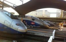 Menteri Jonan Segera Keluarkan Izin Usaha dan Pembangunan Kereta Cepat - JPNN.com
