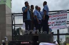 Polisi Mulai Garap Perusahaan Taksi - JPNN.com