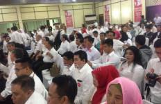 Ini Menteri-menteri dan Ketua Partai yang Hadir Di Silatnas Pendukung Jokowi - JPNN.com