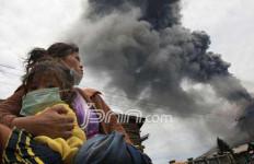 Tanah Karo Mencekam Akibat Konflik Relokasi Pengungsi Sinabung - JPNN.com