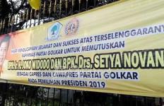 Manuver Golkar Kunci Kursi Wapres Jokowi - JPNN.com