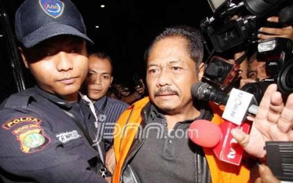 Damayanti Nongkrong di Ruangan Politikus Golkar Sebelum Ditangkap - JPNN.com