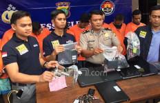 Polres Jaksel Gulung Kawanan Begal Jalanan - JPNN.com