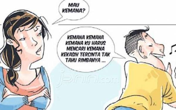 Tuduh Suami Hombreng Gara-gara Teman FB Lebih Banyak Pria - JPNN.com