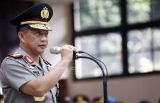 Dirnarkoba Polda Bali Jadi Korban Pertama Program 100 Hari Kapolri - JPNN.com