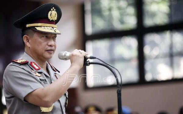 Pak Tito Pamer Gaya Baru Melantik Petinggi Polri - JPNN.com
