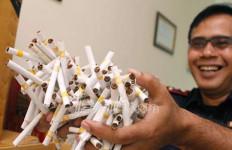 Sah! Pemerintah Naikkan Harga Rokok - JPNN.com