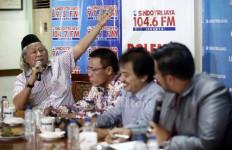 Omongan Ridwan Saidi Pedas, Mengarah ke Ahok ya? - JPNN.com
