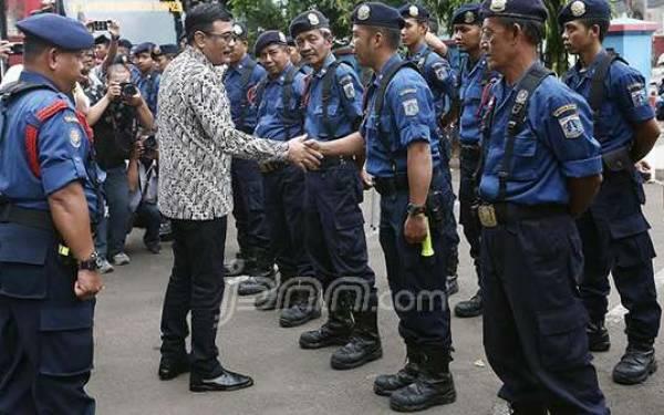 Wagub Djarot Tak Mau Lagi Ada Petugas Damkar Gugur di Medan Tugas - JPNN.com