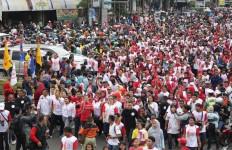 Jalan Sehat dan Kirab Pluralisme TMP Jadi Rekor di Bogor - JPNN.com