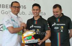 Ali Adrian, Membalap di Supersport 300, Incar Bersaing di MotoGP - JPNN.com