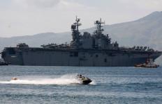 Sewa Galangan Kapal di Teluk Subic, Australia Peroleh Akses ke Laut China Selatan - JPNN.com