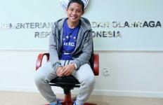 Sambil Tersenyum, Evan Dimas Buka Peluang Gabung Persebaya - JPNN.com