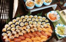 Doyan Sushi? ini 10 Menu yang Paling Sehat - JPNN.com