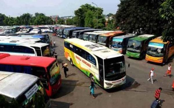 Dishub DKI Soal Penghentian Bus AKAP, Isuk Tempe Sore Dele - JPNN.com