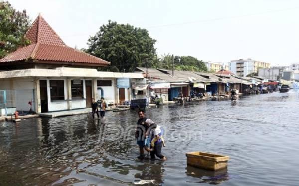 Rob Masih Ancam Jakarta Utara - JPNN.com