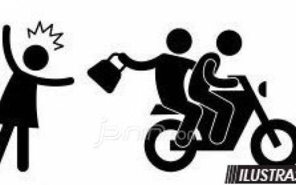 Hati - Hati ! Jambret Berkendara Kawasaki Ninja Kini Mengincar Kompleks Perumahan - JPNN.com
