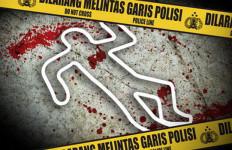 Rasa Sayang Itu Tak Ada Lagi, Pria di Bengkulu Bunuh Istri Sendiri - JPNN.com