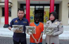 Residivis Bisnis Ganja dari Aceh ke Surabaya - JPNN.com