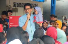 Pijitan Bang Sandi Bikin Relawan Tambah Semangat - JPNN.com