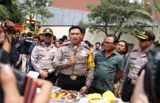 Polres Jakarta Utara Bekuk Pembunuh di Malam Tahun Baru - JPNN.com
