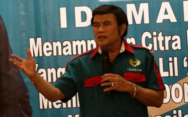 Rhoma Irama: 2018, Tak Ada Ahoker dan Anieser - JPNN.com