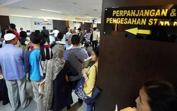 Kendaraan Dari Surabaya, Bayar Pajak Bisa di Jakarta - JPNN.com