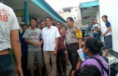 Datangi Korban Kebakaran, Bang Sandi Janjikan... - JPNN.com