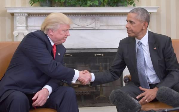 Karena Benci Obama, Trump Lakukan Vandalisme Diplomatik - JPNN.com