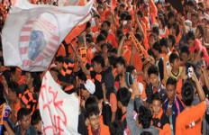 2 Persija vs Borneo FC 0: Dukungan The Jakmania tak Sia-sia - JPNN.com