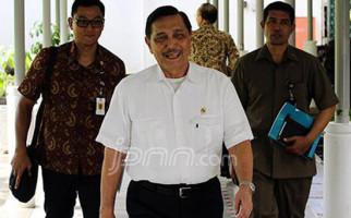 Perjalanan Dinas Luhut dan Jajarannya Kena Pantau BPK - JPNN.com