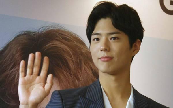 Park Bo-gum Ucapkan Selamat untuk Song Song Couple - JPNN.com