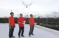 Indosat Ooredoo Berdayakan Komunitas Drone - JPNN.com