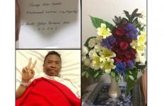 Istri Almarhum Oon: Ma, Papa Nggak Nafas Lagi - JPNN.com