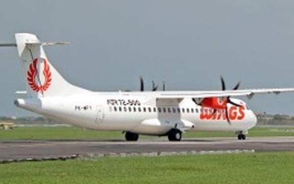 Penumpang Buka Pintu Darurat Pesawat, Wings Air Langsung Tunda Keberangkatan - JPNN.com