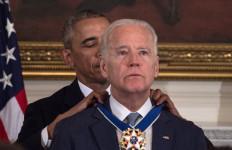 Joe Biden Mengumumkan Dirinya Sedang Senang - JPNN.com