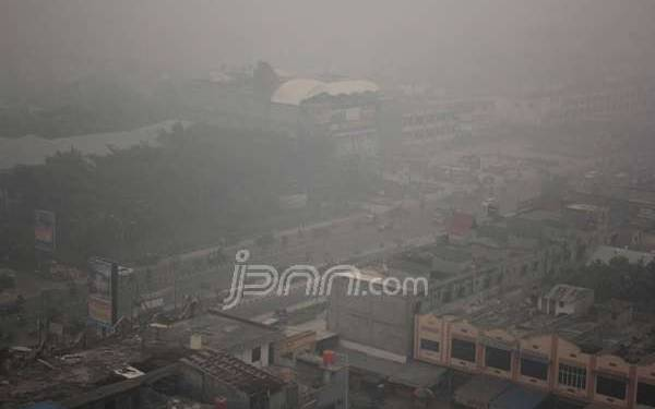 Ancaman Polusi Udara terhadap Kesehatan Jantung - JPNN.com