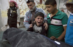 Korut Ikut Menebar Maut di Syria - JPNN.com