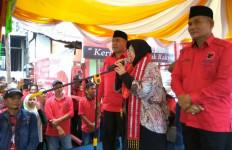 Bu Risma Semangati Jago PDIP di Pilkada Simeulue - JPNN.com