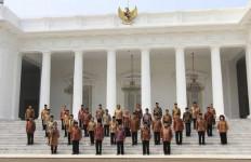 Ditanya soal Penyusunan Kabinet, Jawaban Jokowi Mengejutkan - JPNN.com