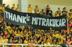Tiket Paling Murah, Penonton Mitra Kukar Tetap Minim - JPNN.com
