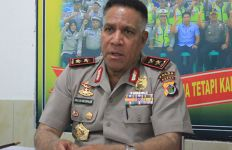 Deri Tewas Ditikam, Kapolda Papua Imbau Para Pekerja Jangan Keluar Kota Wamena - JPNN.com