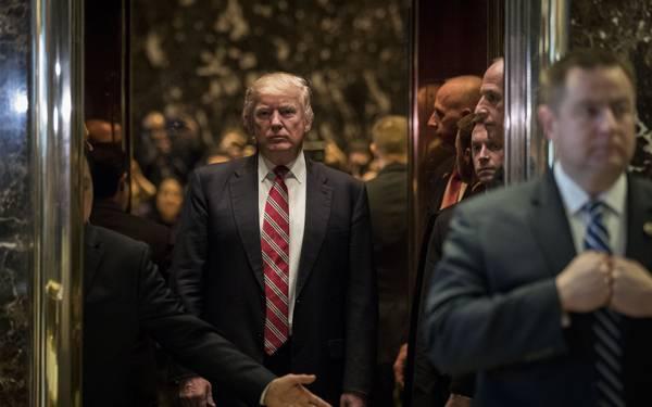 Donald Trump Merasa Ditinggalkan Orang Spesial - JPNN.com
