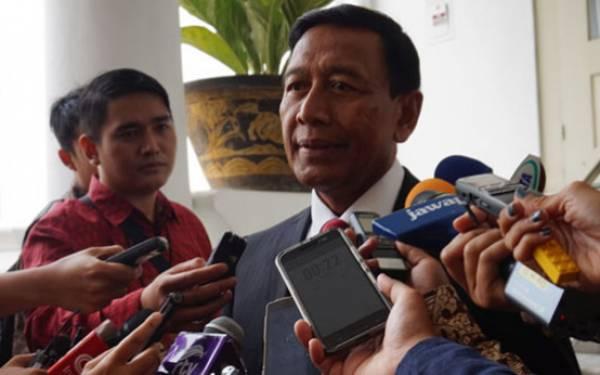 Wiranto: Pemerintah Sesalkan Pelecehan Merah Putih dan Pernyataan Negatif Oknum - JPNN.com