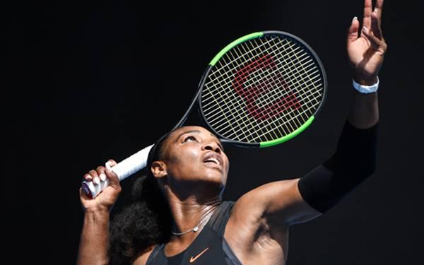 Comeback, Serena Williams Siap Merangkak dari Bawah - JPNN.com